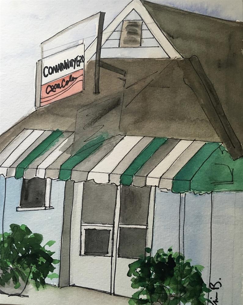 """#13 - 30in30 Community Gro"" original fine art by Kimberly Balentine"