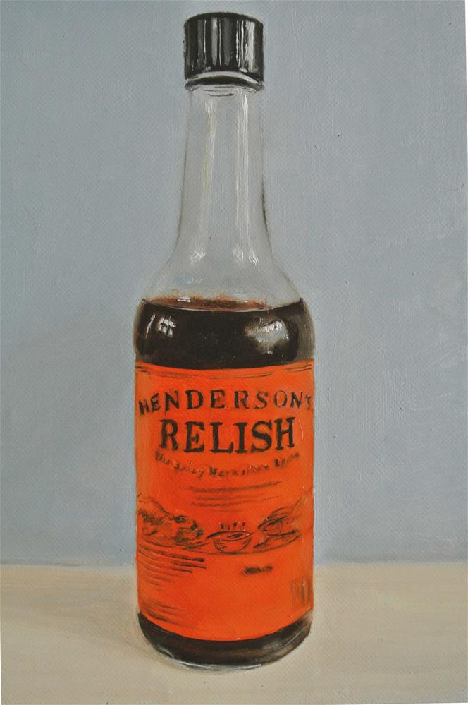 """Henderson's Relish"" original fine art by James Coates"