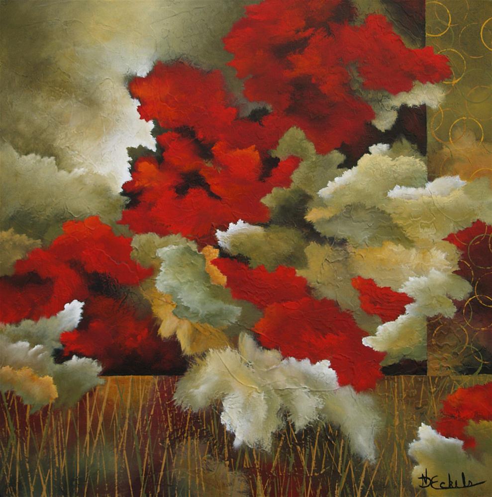 """Softly Summer"" original fine art by Nancy Eckels"