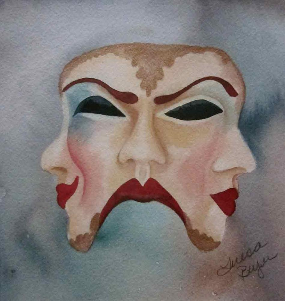"""Poison and Wine"" original fine art by Teresa Beyer"