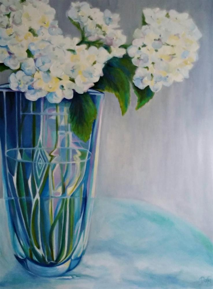 """Refreshing"" original fine art by Dana C"