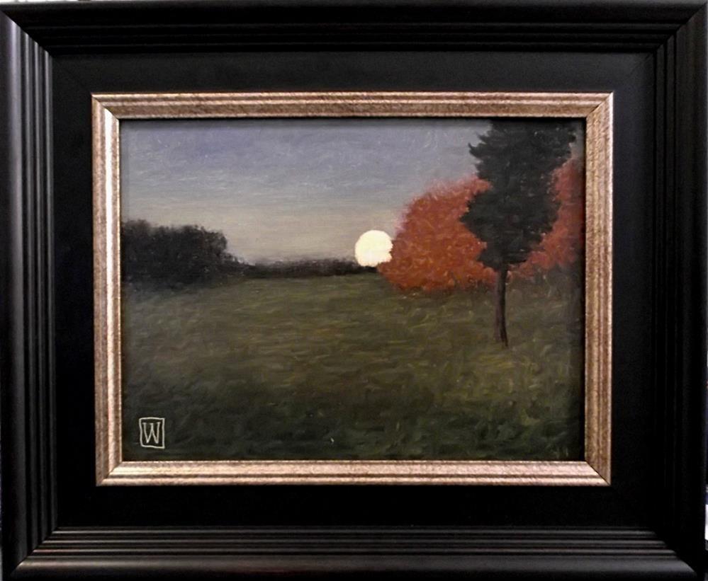 """""""Tonal study No. 13"""" original fine art by Joe Wojdakowski"""