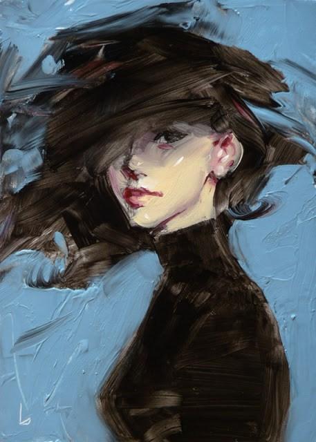 """Tempest"" original fine art by John Larriva"