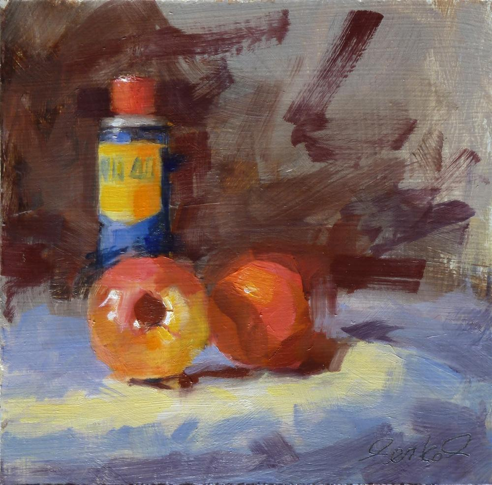 """WD 40"" original fine art by Ron Ferkol"