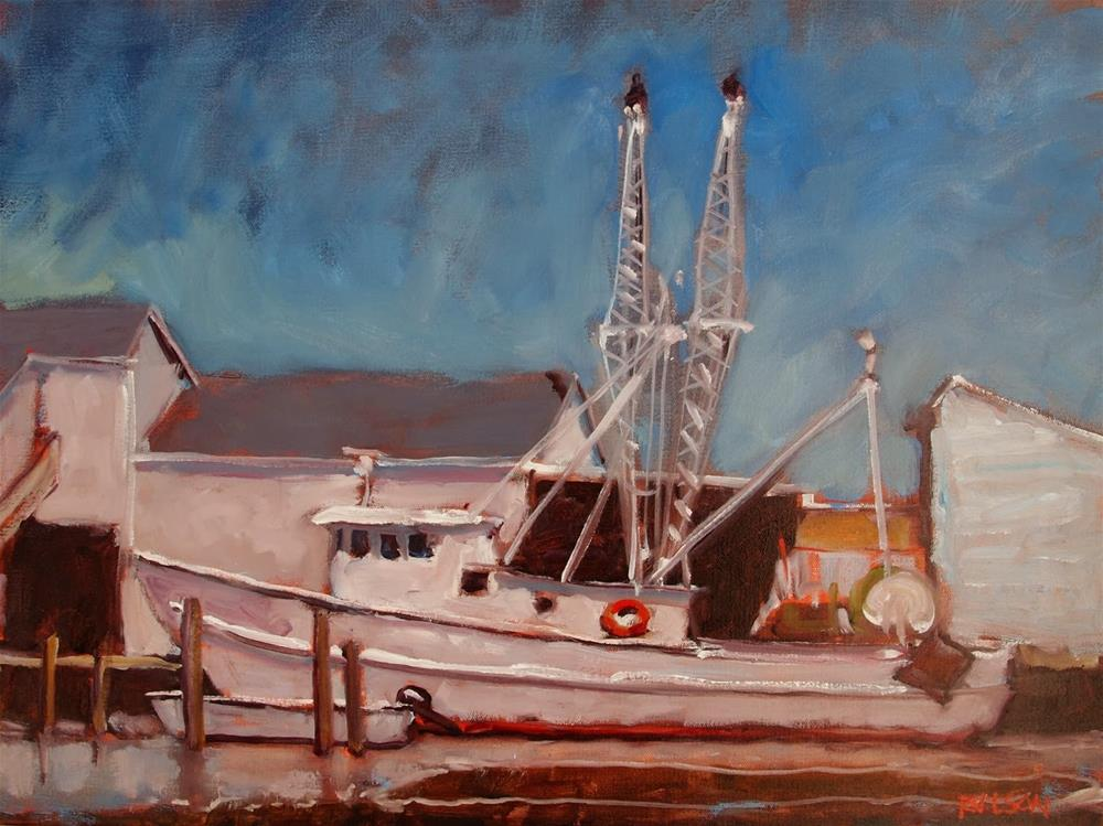 """Linda Gayle"" original fine art by Rick Nilson"