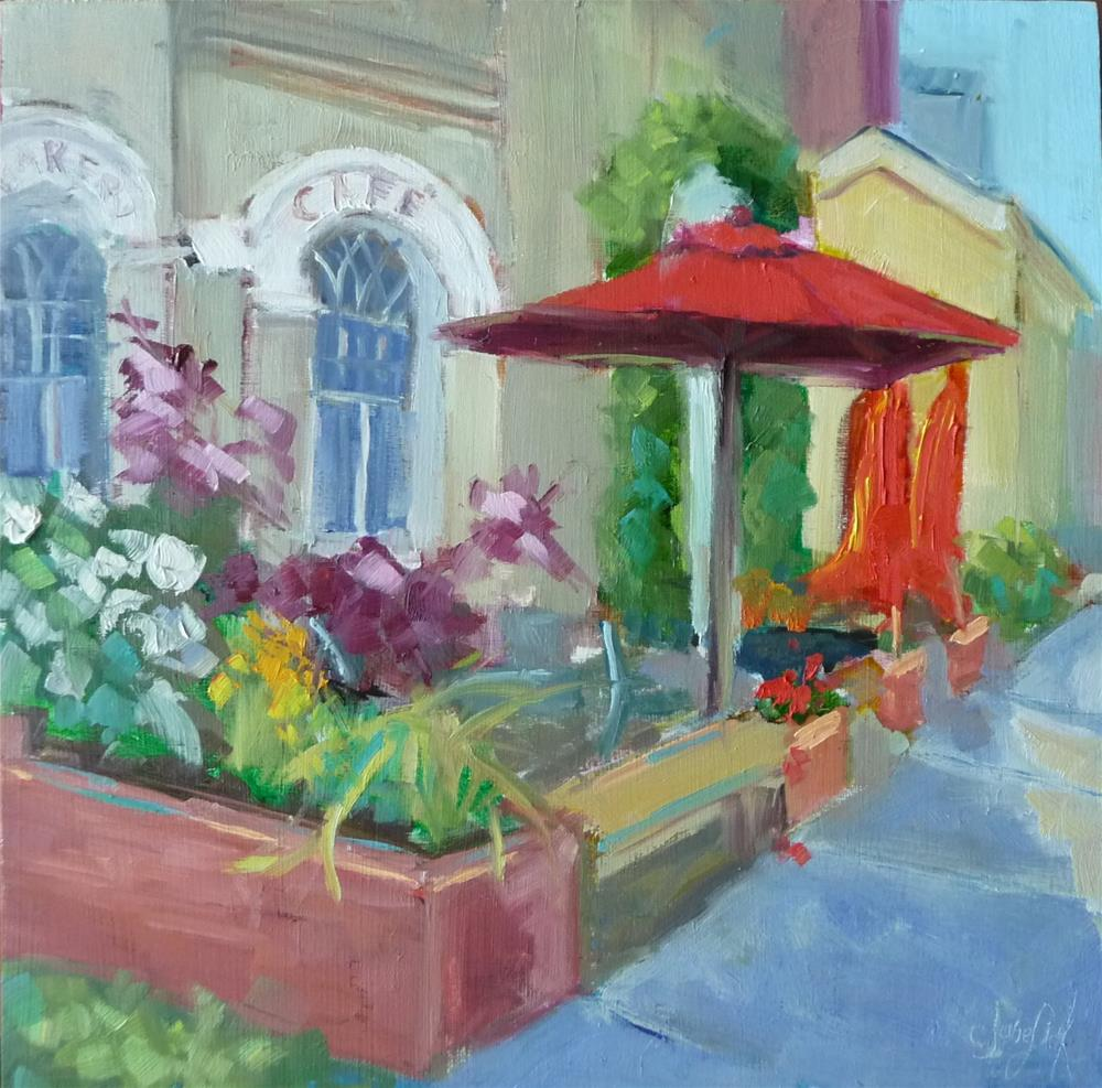 """""""Eileen's"""" original fine art by Carol Josefiak"""