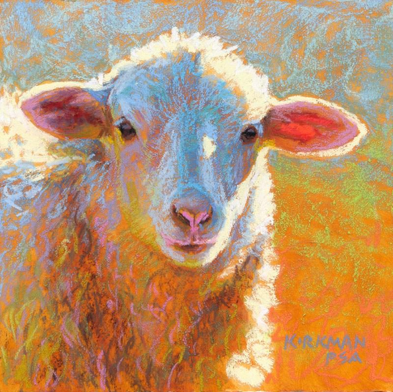 """""""Twinkle"""" original fine art by Rita Kirkman"""