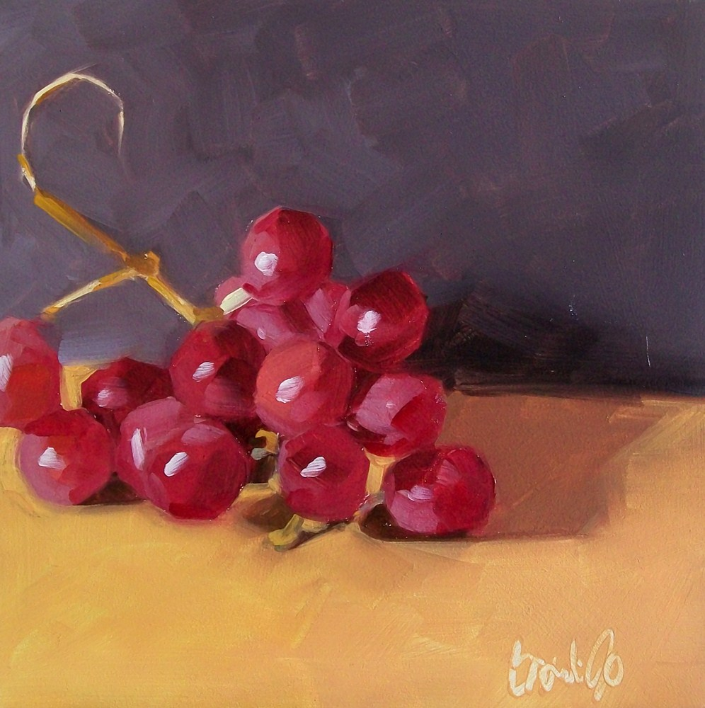 """Bunch"" original fine art by Brandi Bowman"