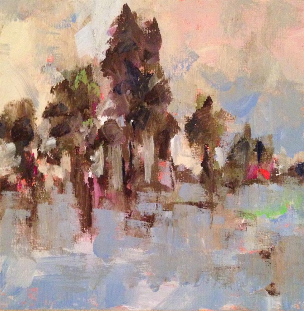 """Field of Dreams"" original fine art by Molly Wright"
