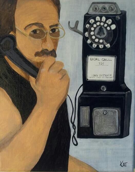 """For the Grace"" original fine art by Kathleen Carrier"