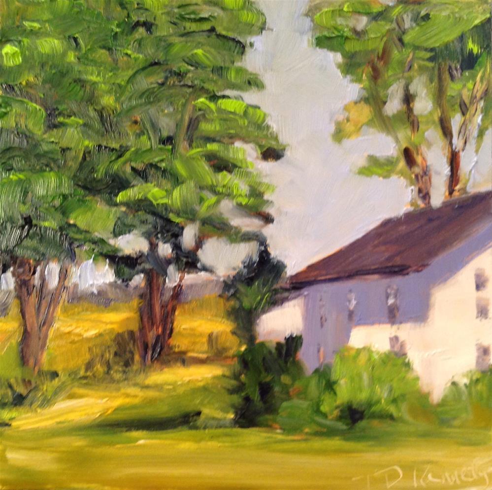 """""""Midwest 2"""" original fine art by Debra Kennedy"""