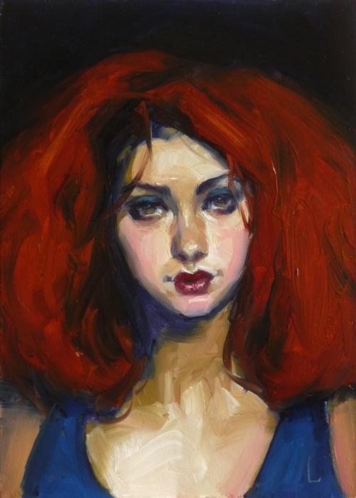 """Eventide"" original fine art by John Larriva"