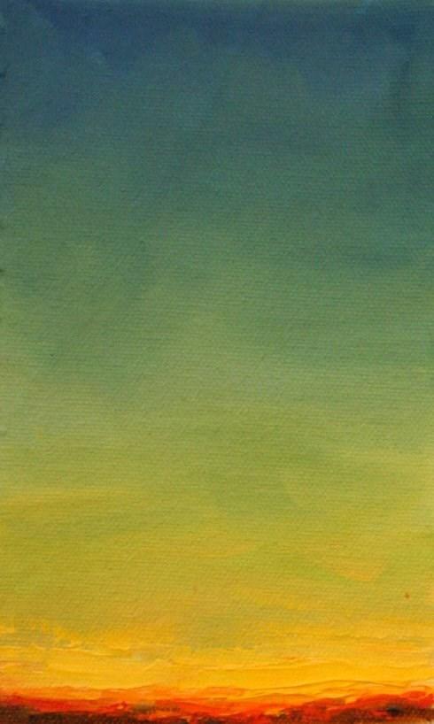 """Dying Light"" original fine art by K.R. McCain"