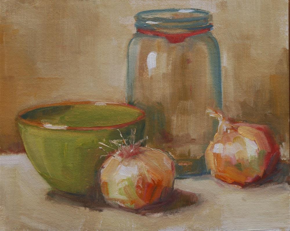 """harmonious"" original fine art by Carol Carmichael"