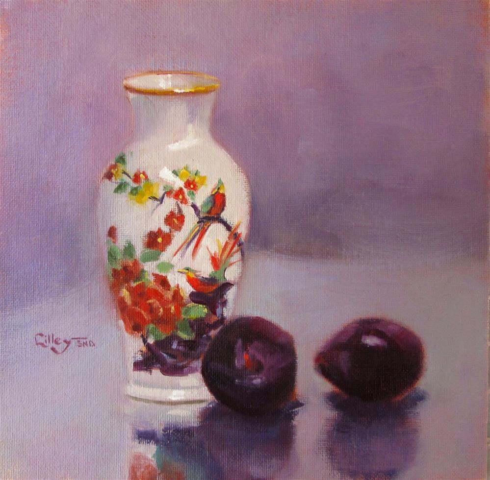 """Stillness"" original fine art by Maresa Lilley"