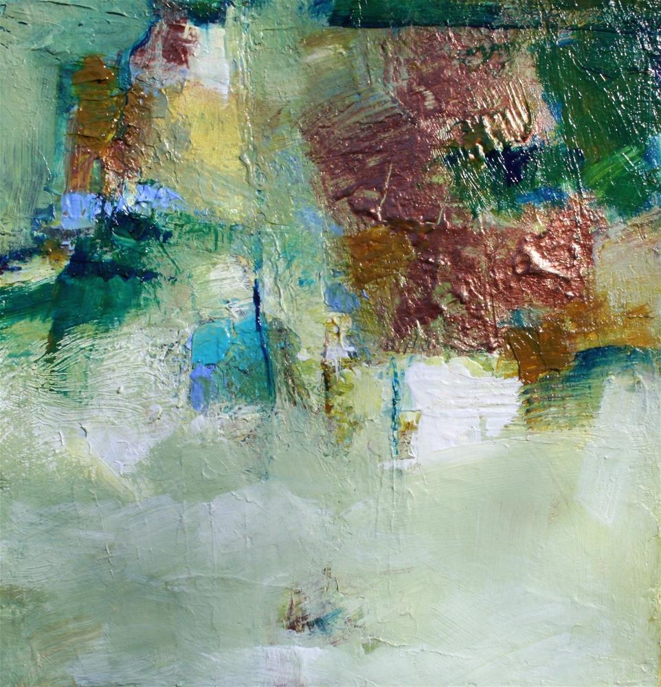 """Mas"" original fine art by Elizabeth Chapman"
