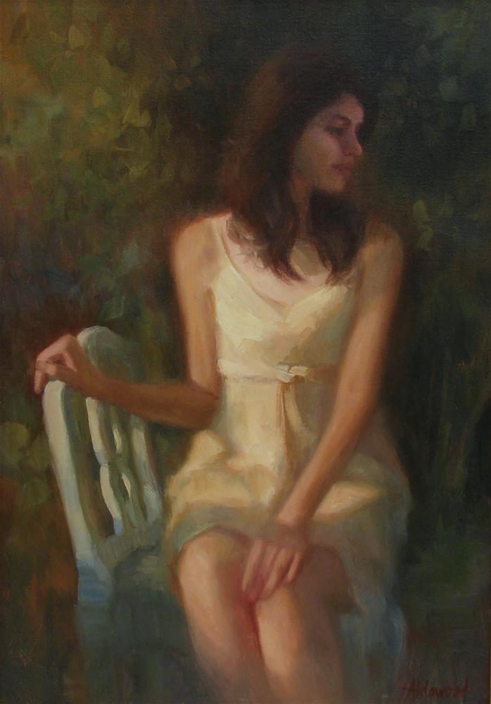 """Afternoon Warmth"" original fine art by Sherri Aldawood"