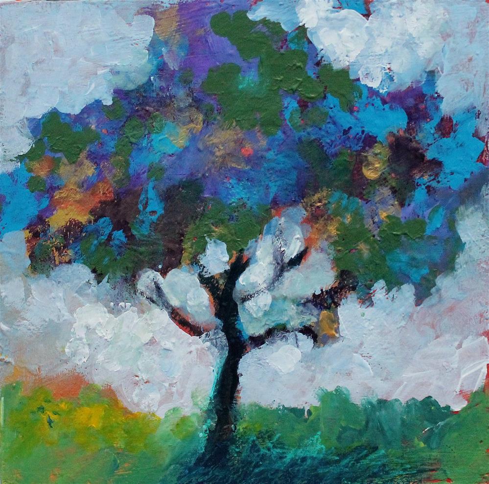 """Reaching Higher"" original fine art by Kerri Blackman"
