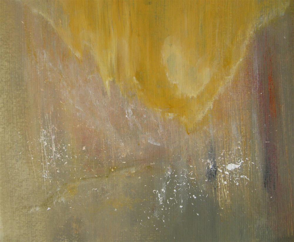 """A Magic Place"" original fine art by Alina Frent"