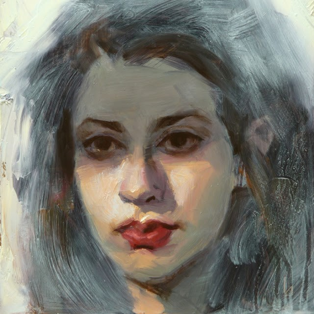 """Vapor"" original fine art by John Larriva"