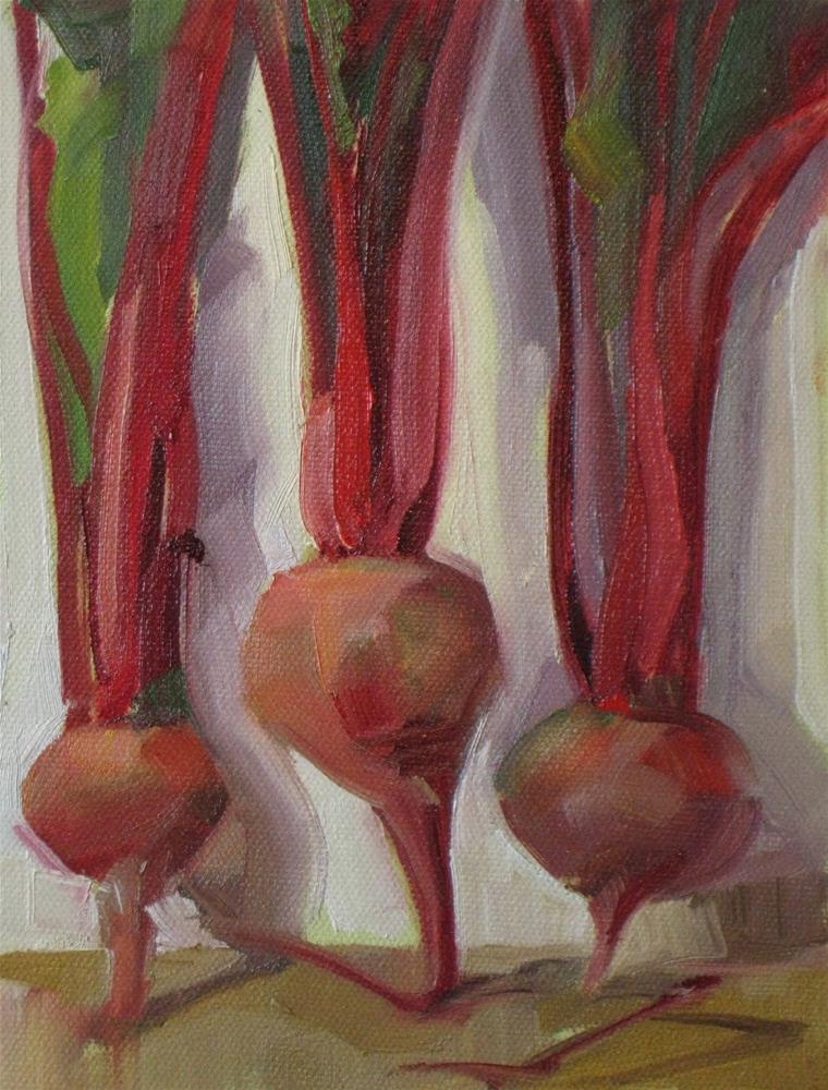 """Desperadoes"" original fine art by kathy hirsh"