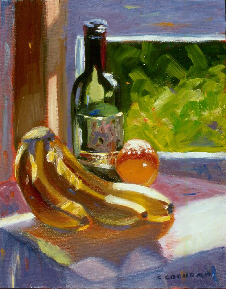 """The Ripening"" original fine art by Carol Cochran"