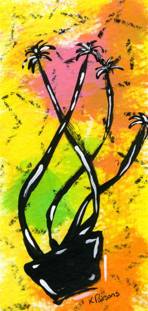 """Lotsa Legs"" original fine art by Kali Parsons"