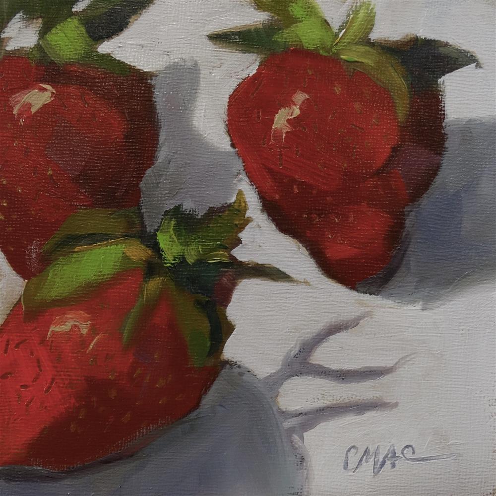 """""""Delicate Shadows"""" original fine art by Carolyn McDonald"""