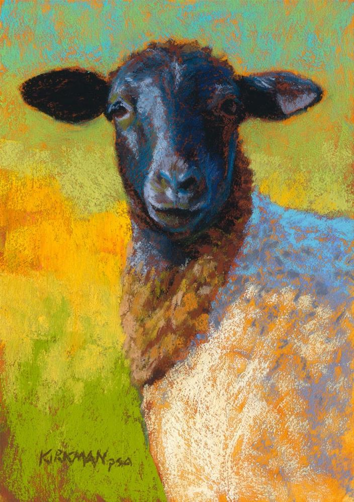 """Coco"" original fine art by Rita Kirkman"