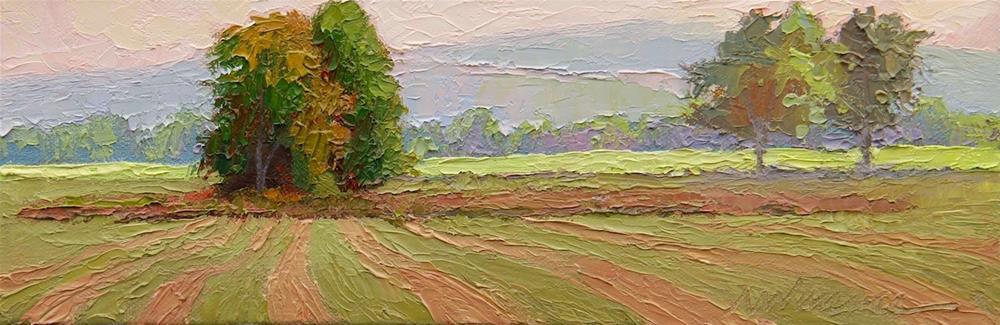 """""""#28 Cloudbreak"""" original fine art by Nancy Wallace"""