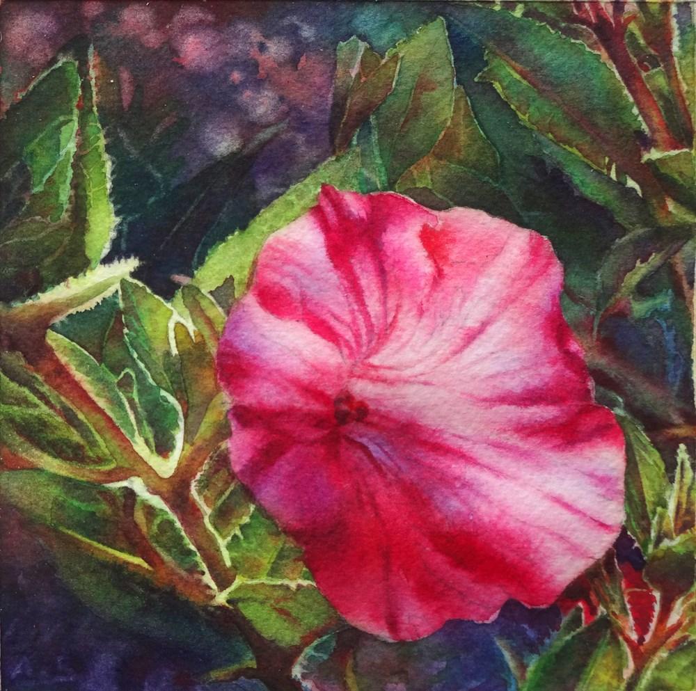"""Summer Glory"" original fine art by Arena Shawn"