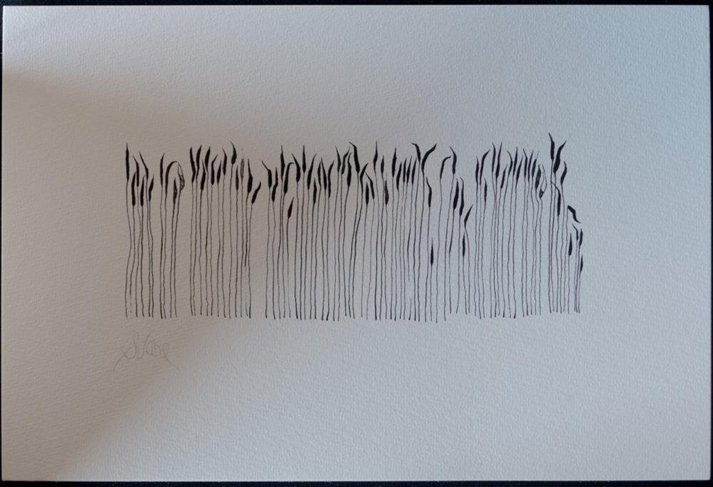"""""""STILL I WANDER STILL I WONDER"""" original fine art by Craig Svare"""