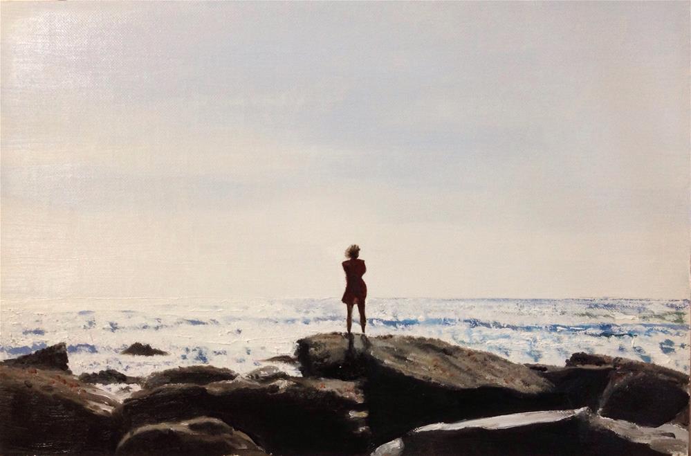 """Untitled"" original fine art by James Coates"
