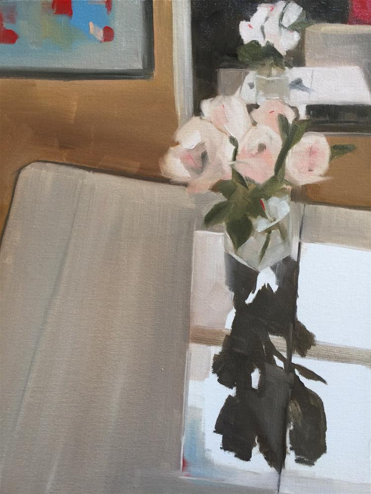 """""""313 Morning Nuance"""" original fine art by Jenny Doh"""