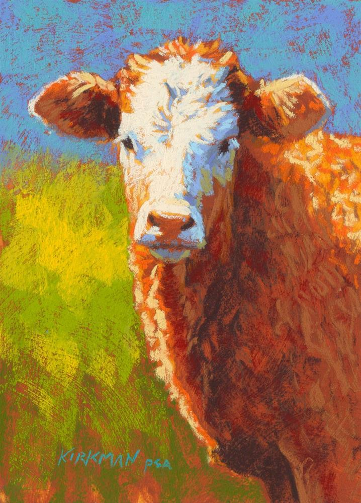 """Carrot"" original fine art by Rita Kirkman"
