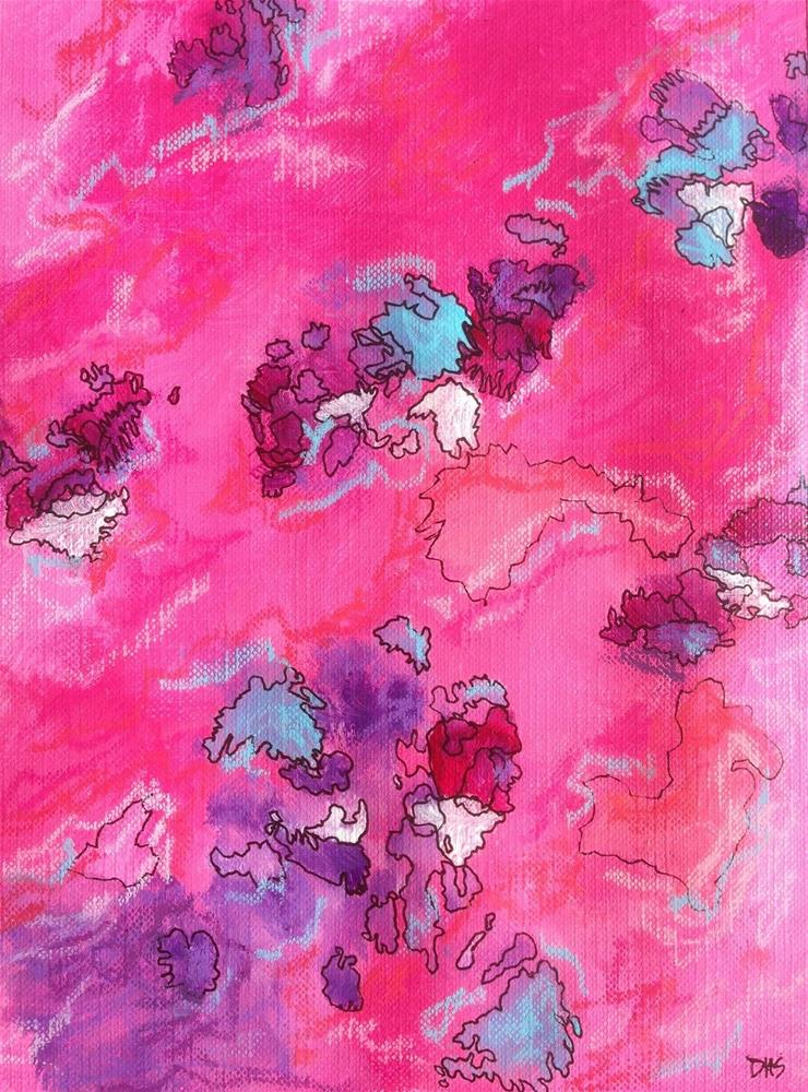 """Undercurrents"" original fine art by Dotty  Seiter"