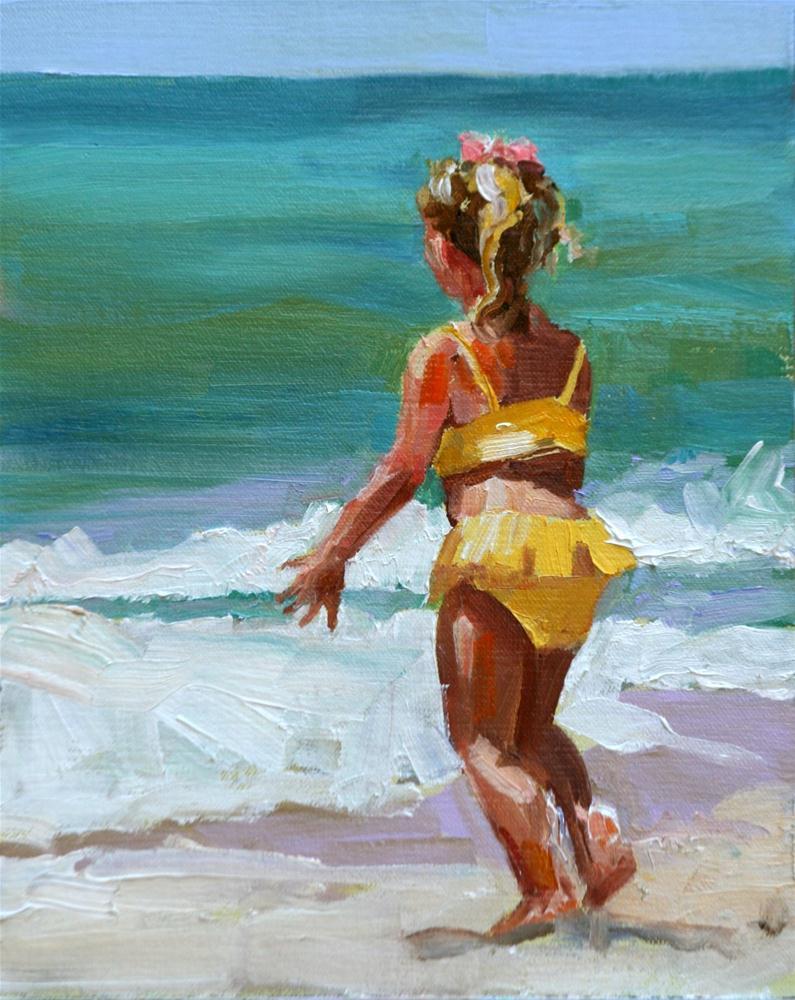 """jubilation"" original fine art by Carol Carmichael"