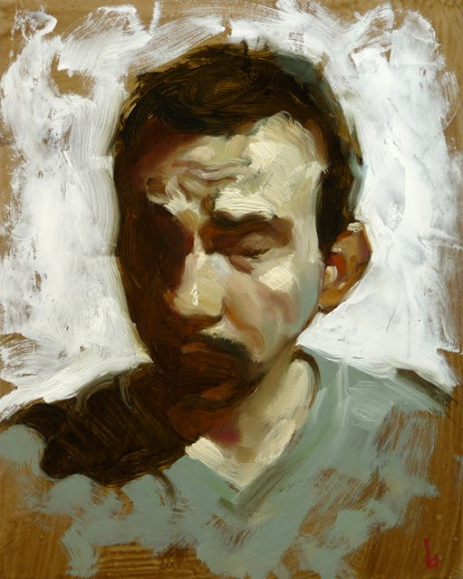 """Chronic Symptoms"" original fine art by John Larriva"