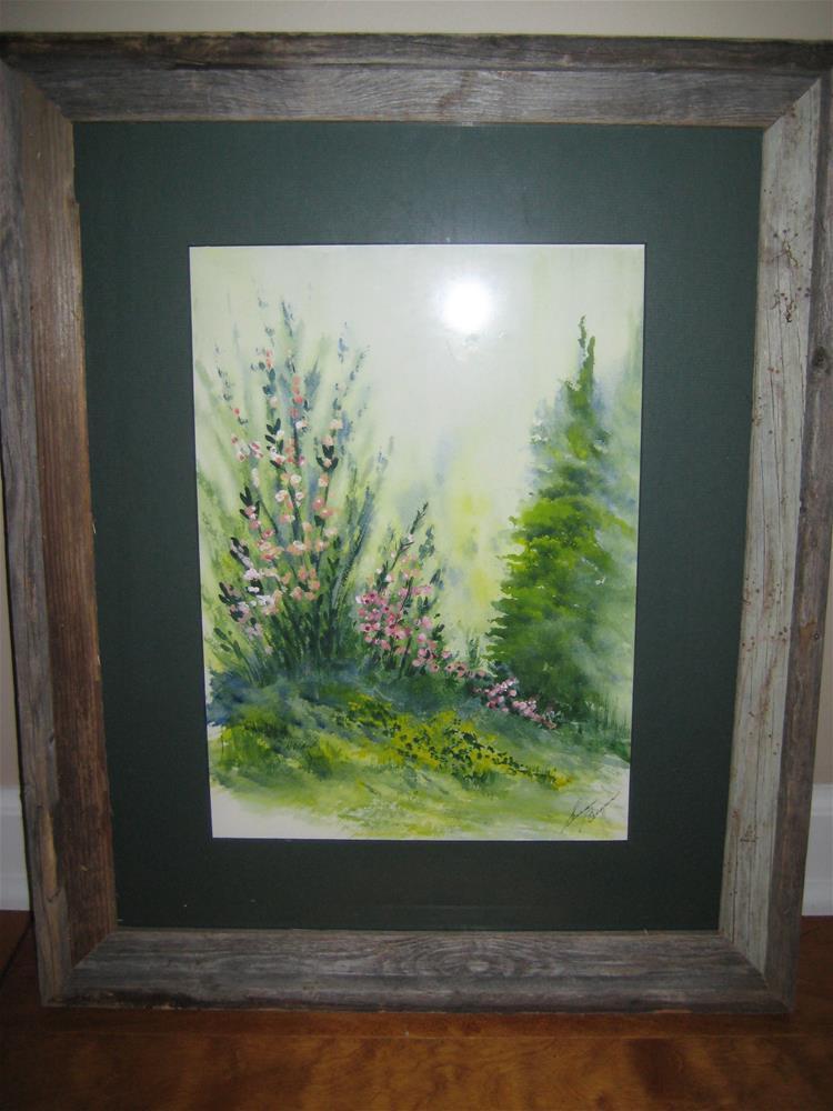 """""""Springtime"""" original fine art by Susan Brens"""