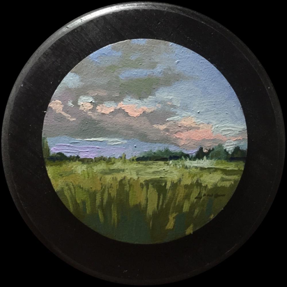"""""""In The Field"""" original fine art by Chris Long"""