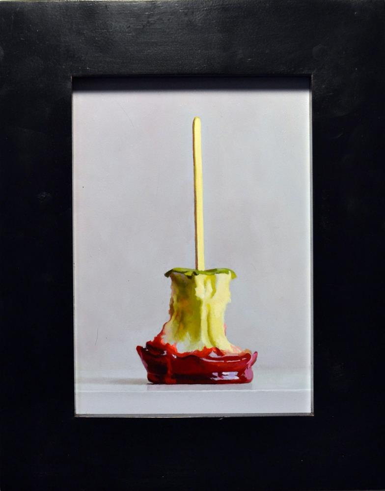 """All Finished"" original fine art by Brian Burt"