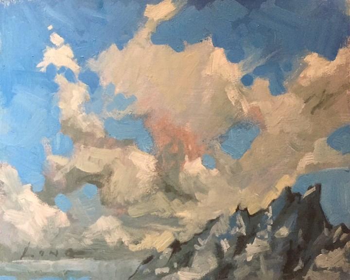 """Grand Teton National Park"" original fine art by Chris Long"
