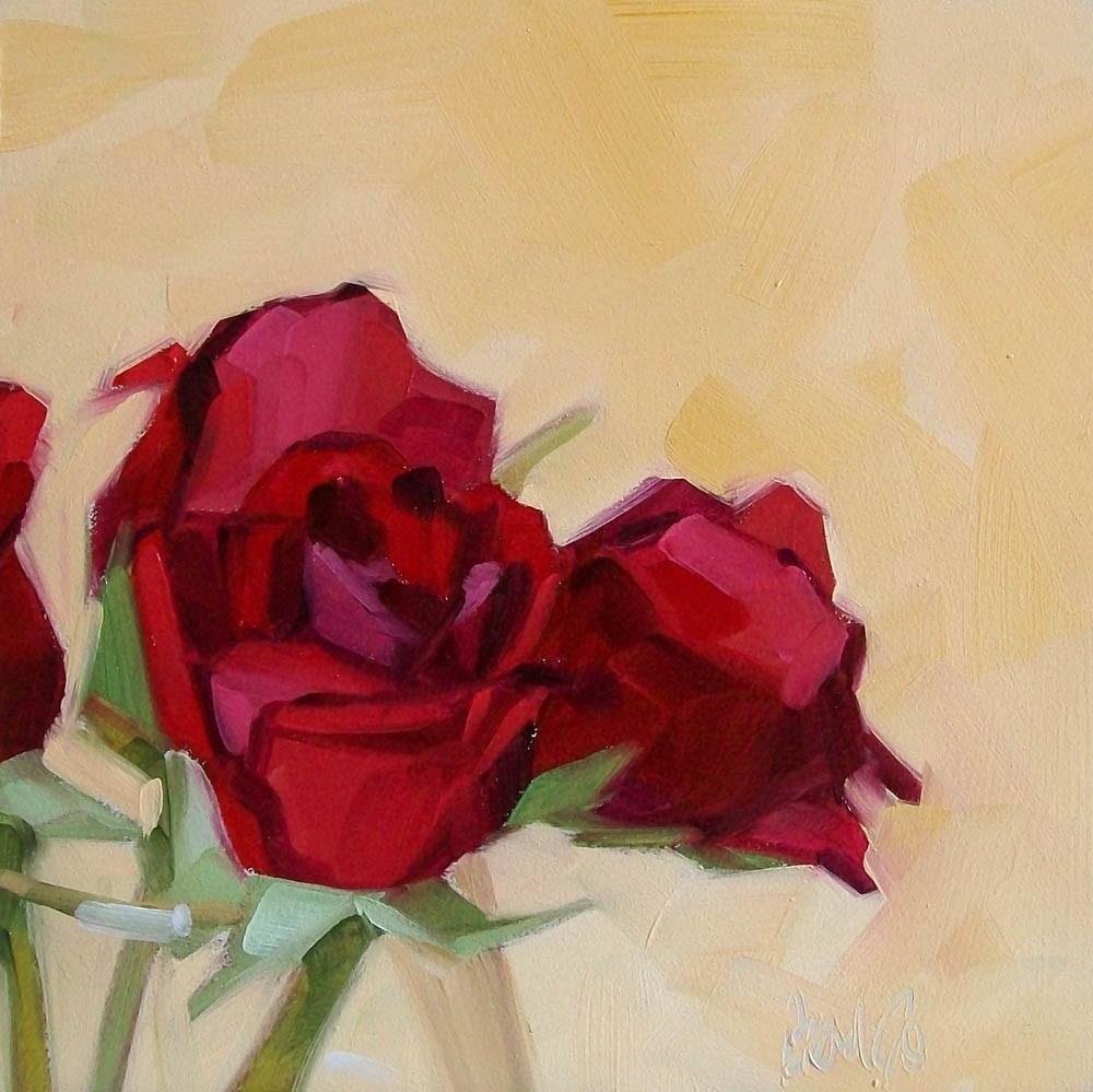 """""""Velvet roses"""" original fine art by Brandi Bowman"""