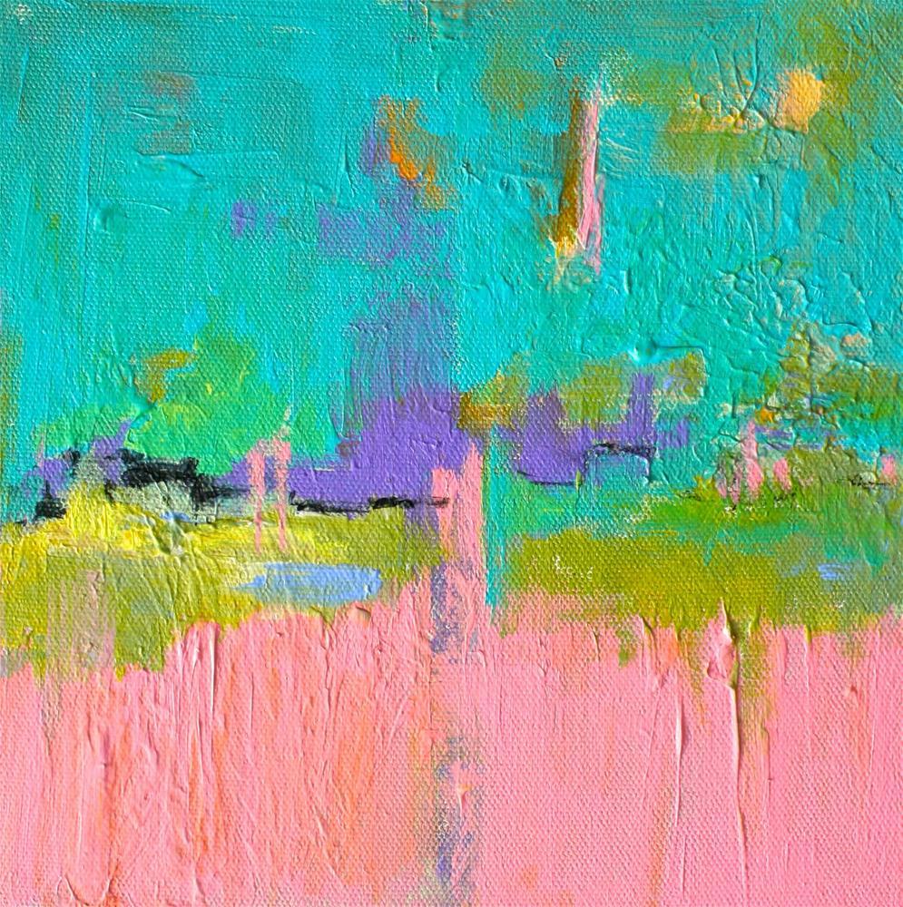 """Aimery"" original fine art by Elizabeth Chapman"