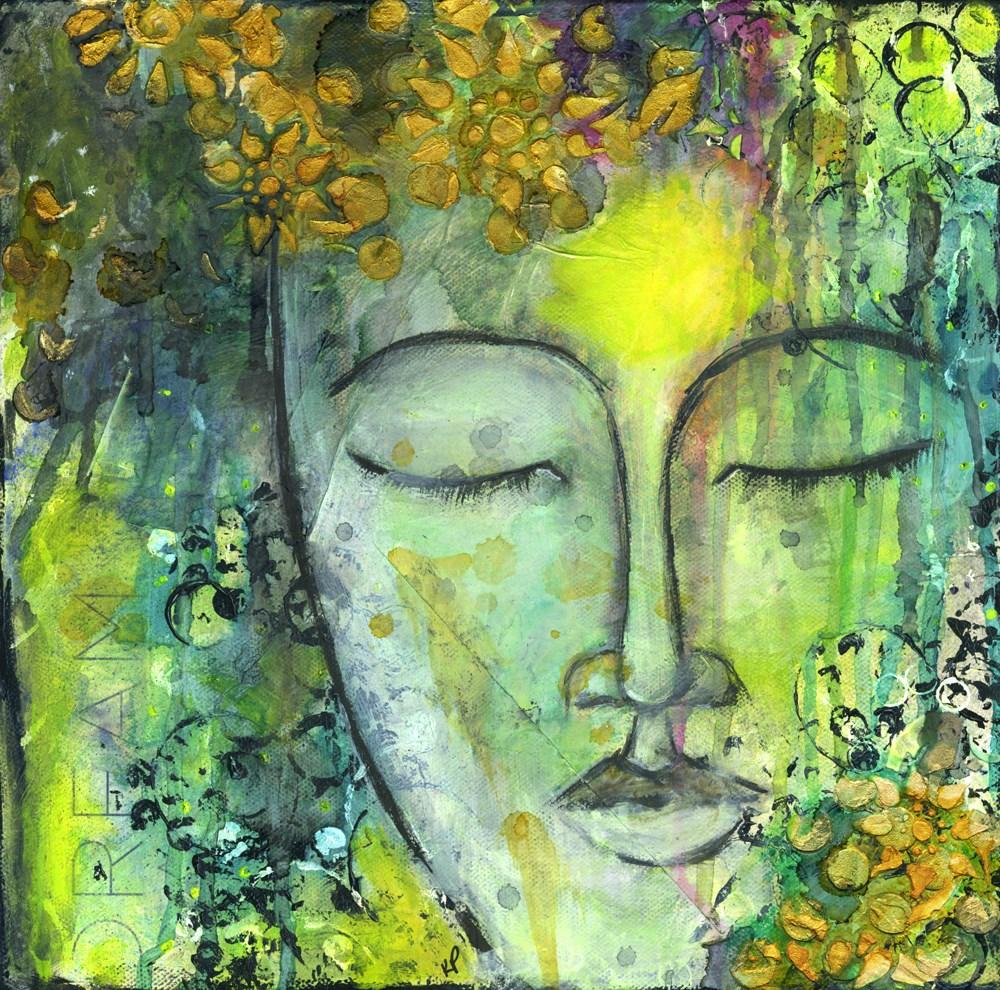 """Dream"" original fine art by Kali Parsons"
