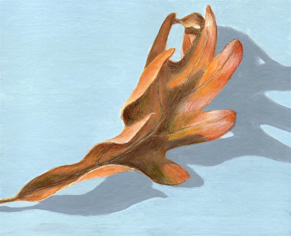 """""""Change in Flight"""" original fine art by Debbie Shirley"""
