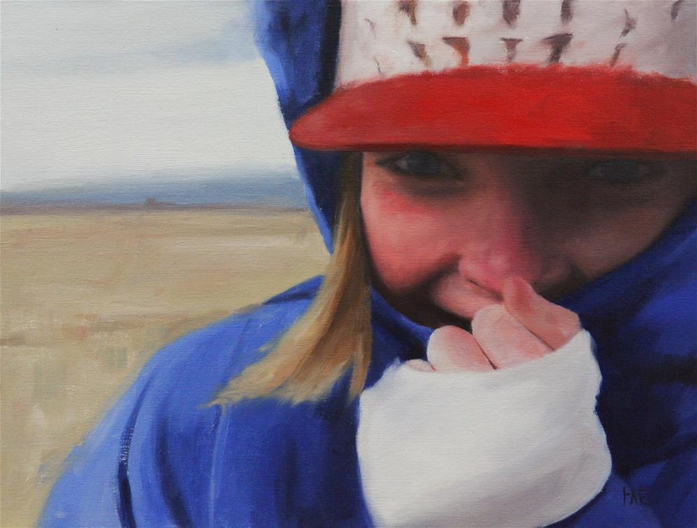 """Lydia"" original fine art by Thorgrimur Andri Einarsson"