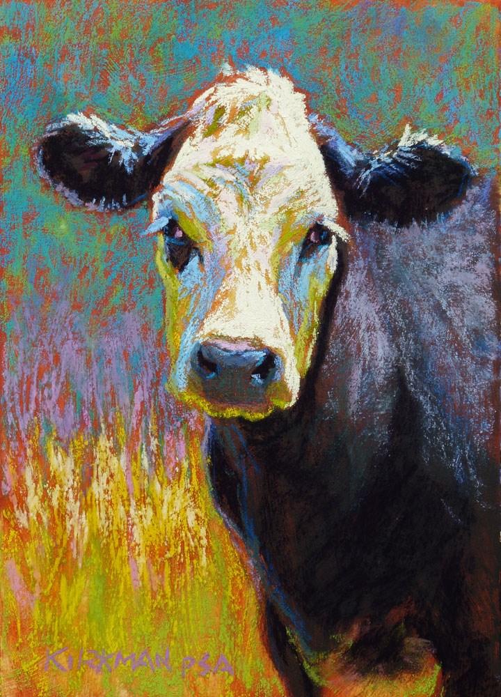 """Marie"" original fine art by Rita Kirkman"
