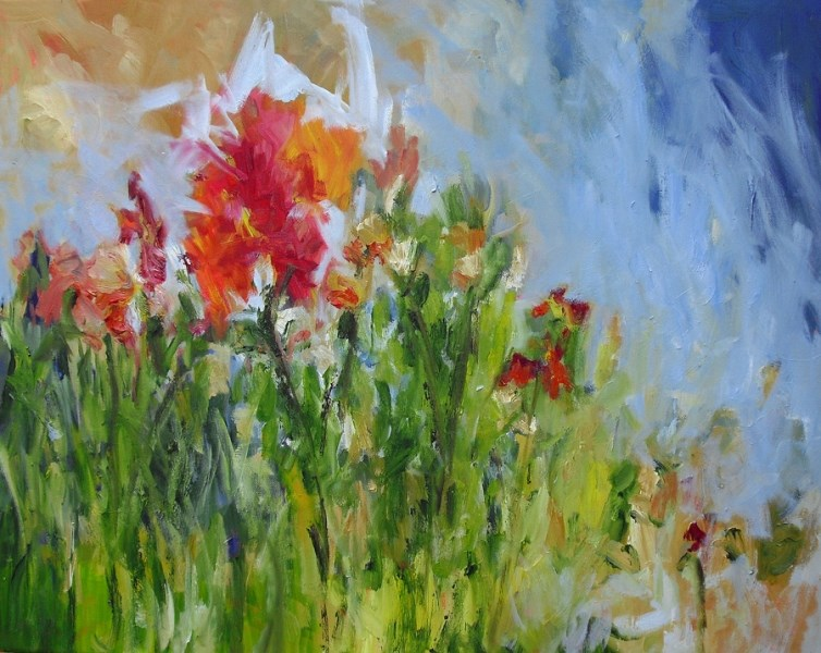 """""""It's In The Details"""" original fine art by Molly Wright"""