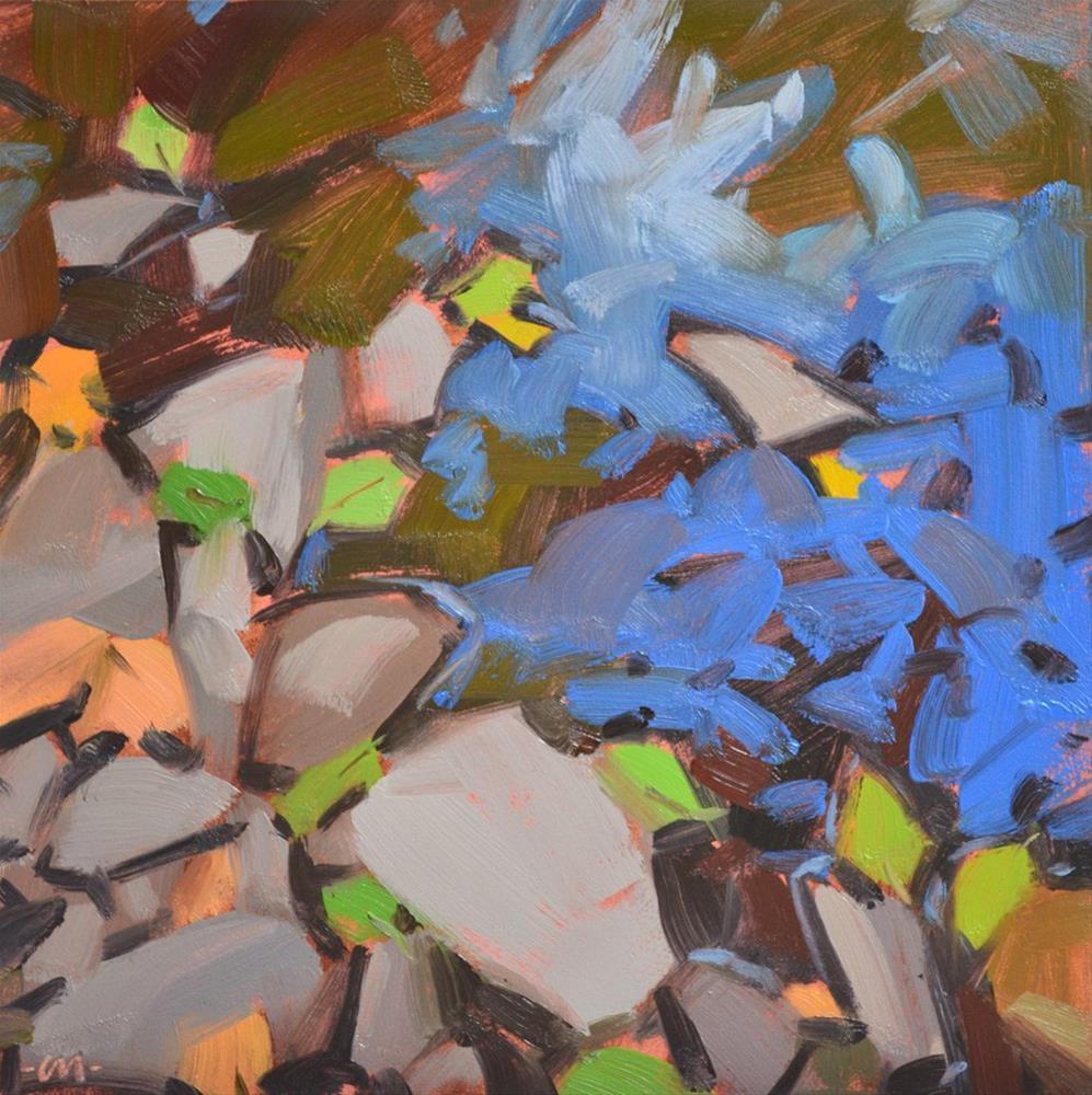 """""""Almost Fall"""" original fine art by Carol Marine"""